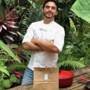 Chef Diogo Sabião