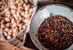 A história por trás dos nossos ingredientes