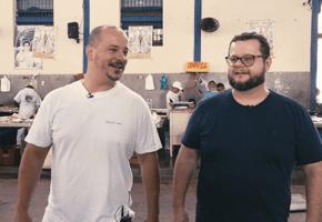 Encontro de chefs: de BH a Belém!