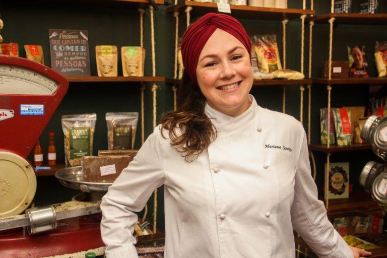 Chef Mariana Gontijo