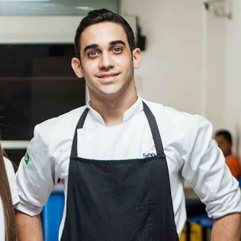 Chef Diego Freire