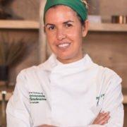Chef Morena Leite
