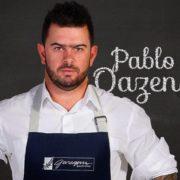 Chef Pablo Oazen
