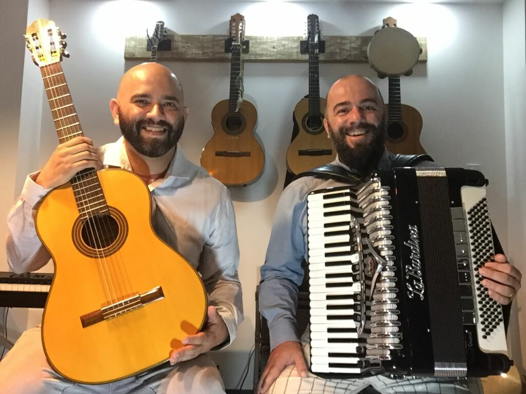 Duo Ávila & Drumond