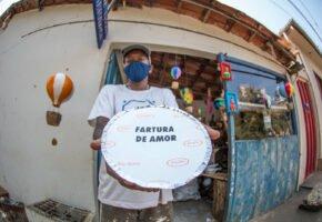 Fartura de Amor durante o Festival Tiradentes