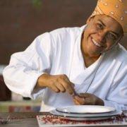 Chef Tanea Romão