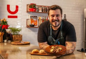Aula Show de Gastronomia: Steak Tartare de carne serenada