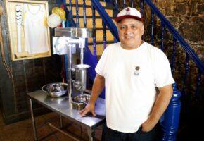 Menu Du Brasil: Nazareno Alves (PA) recebe Vania Krekniski