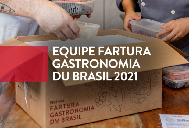 Equipe Fartura Gastronomia Du Brasil 2021